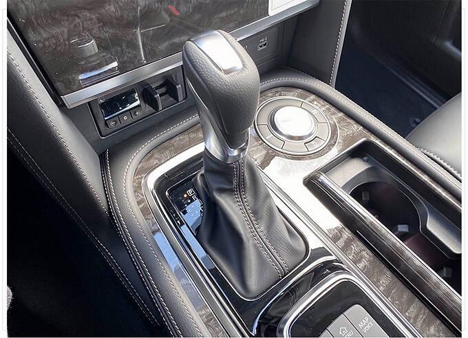 日产新款途乐实拍曝光搭5.6L V8/配全新造型灯组-图10
