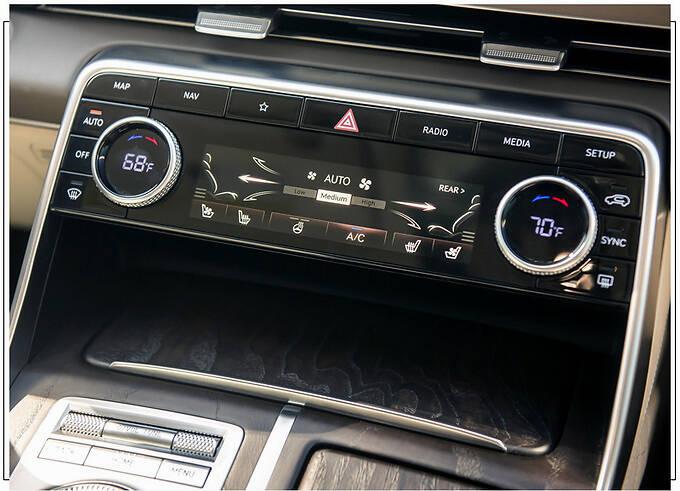 捷尼赛思GV80轿跑版搭2.5T引擎/内饰配置更豪华-图5