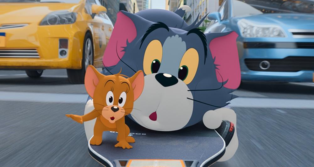 《猫和老鼠》大电影首曝预告特辑,公开拍摄花絮新增镜头