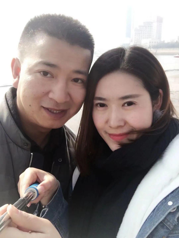 陈红军与妻子