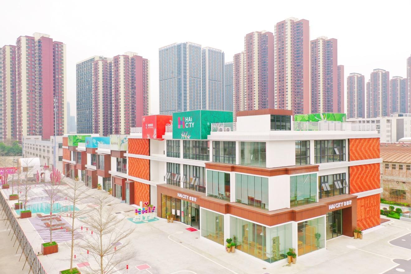 桂城街道夏南片区村级工业园连片改造项目