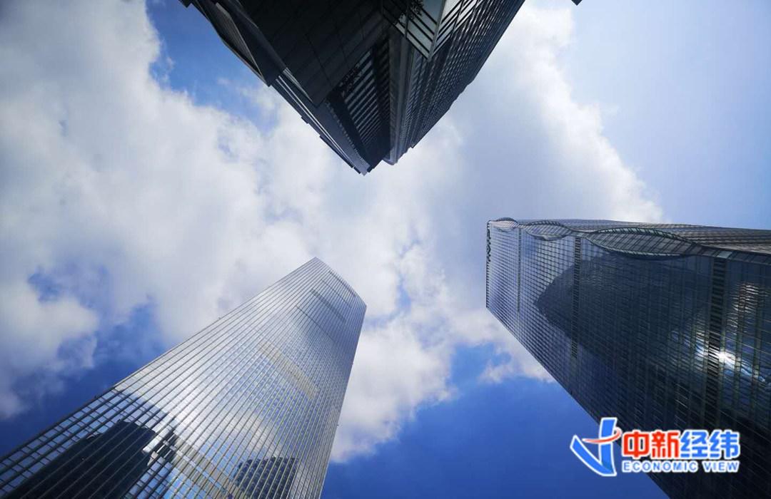 资料图:楼市。中新经纬 万可义 摄