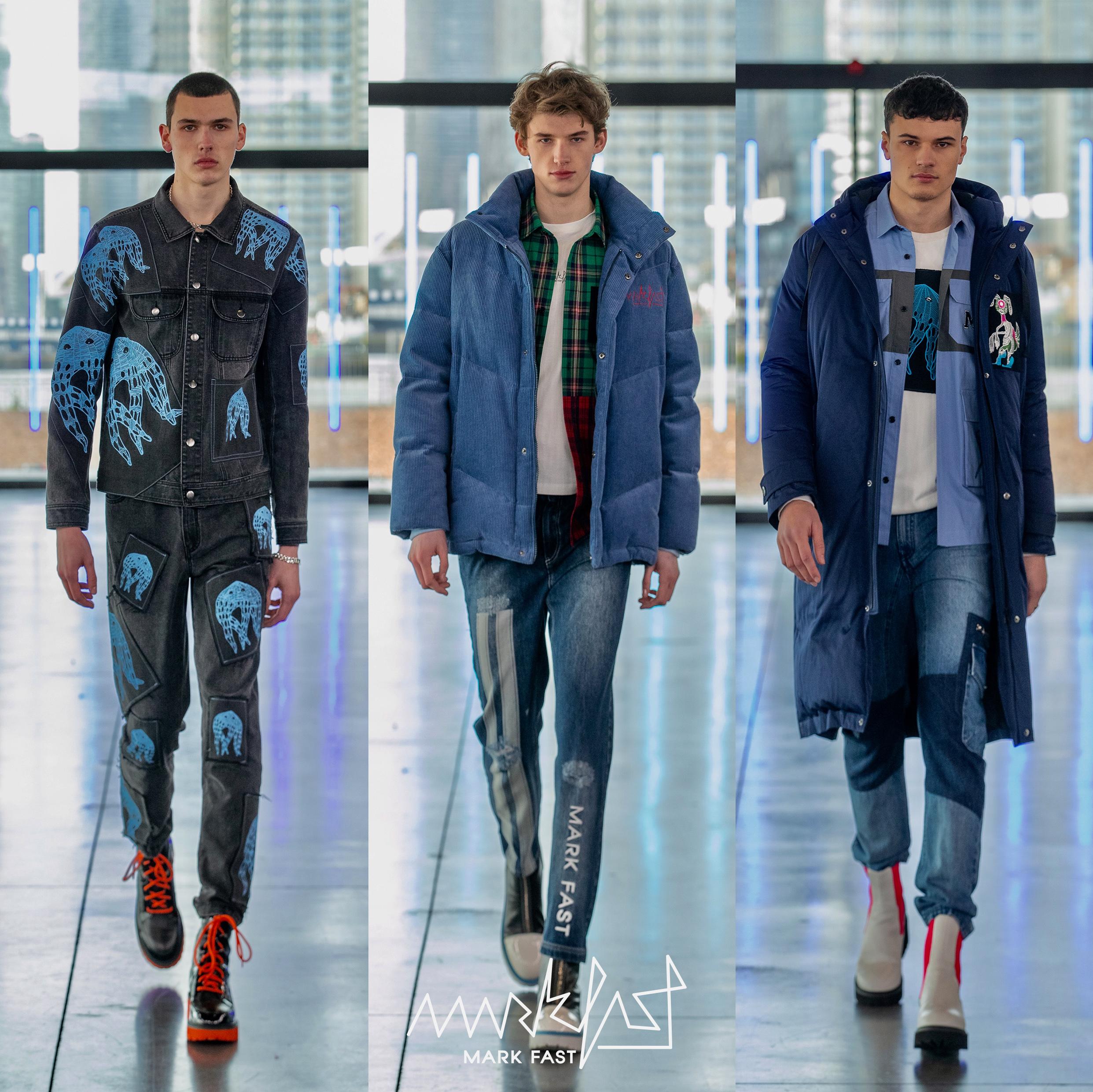 玩味色彩新篇章 MARK FAST 2021 秋冬系列伦敦时装周亮相