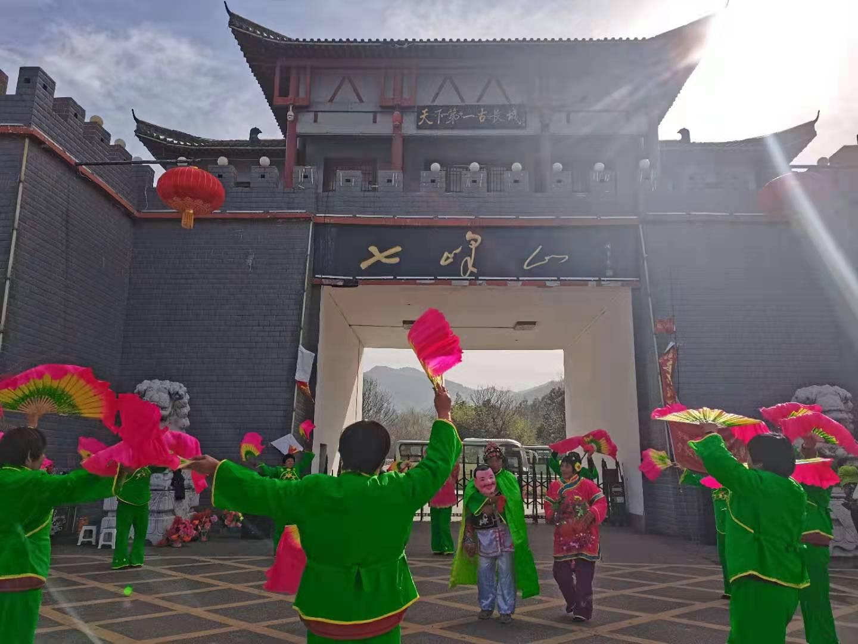 河南方城县2021年春节假期,旅游市场开门红