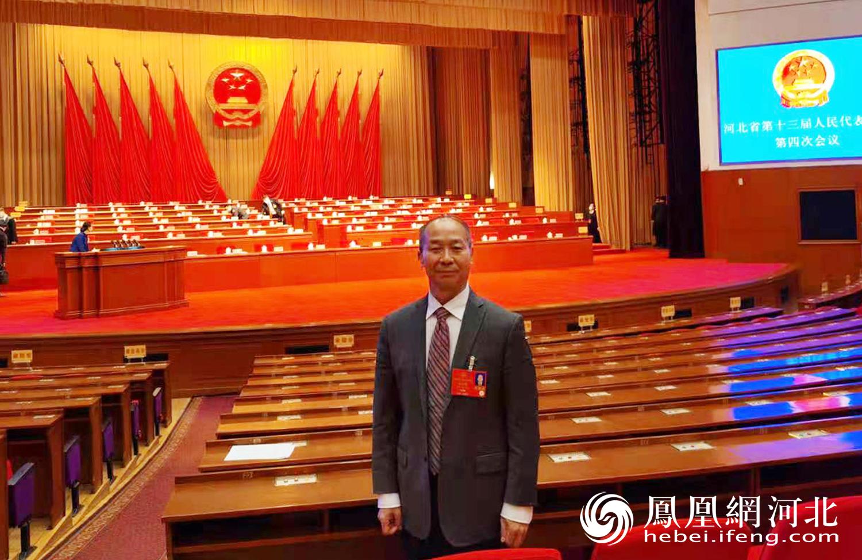 河北省人大代表,康旅控股集团董事长刘江敏