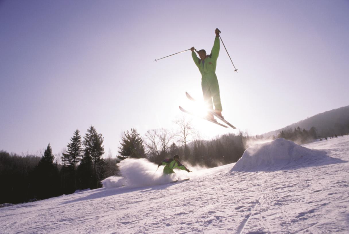 牡丹江威虎山滑雪度假区
