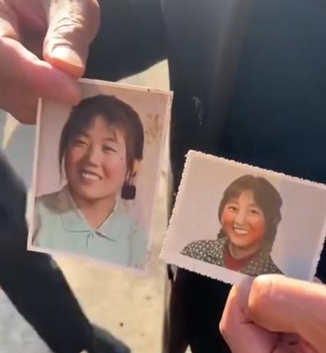 贾玲前往老家襄阳路演,获母亲好友赠旧照