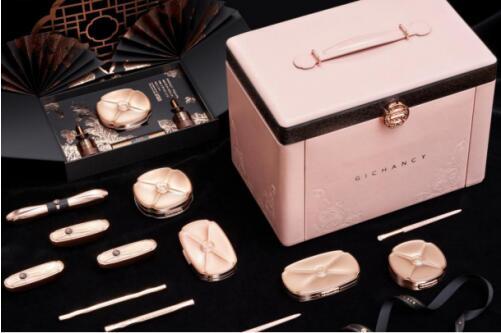 姬存希六周年限量高定彩妆月光宝盒 集匠心工艺之璀璨