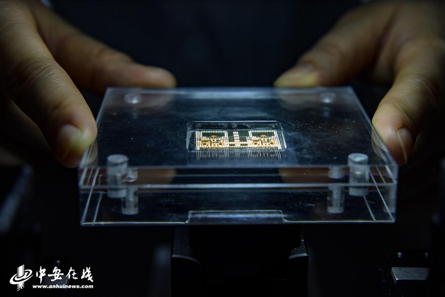 安徽造77GHz毫米波芯片及模组