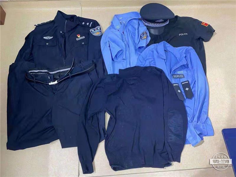 用于作案的假警服、假警帽及警用标志(8393550)-20210222220108.jpg