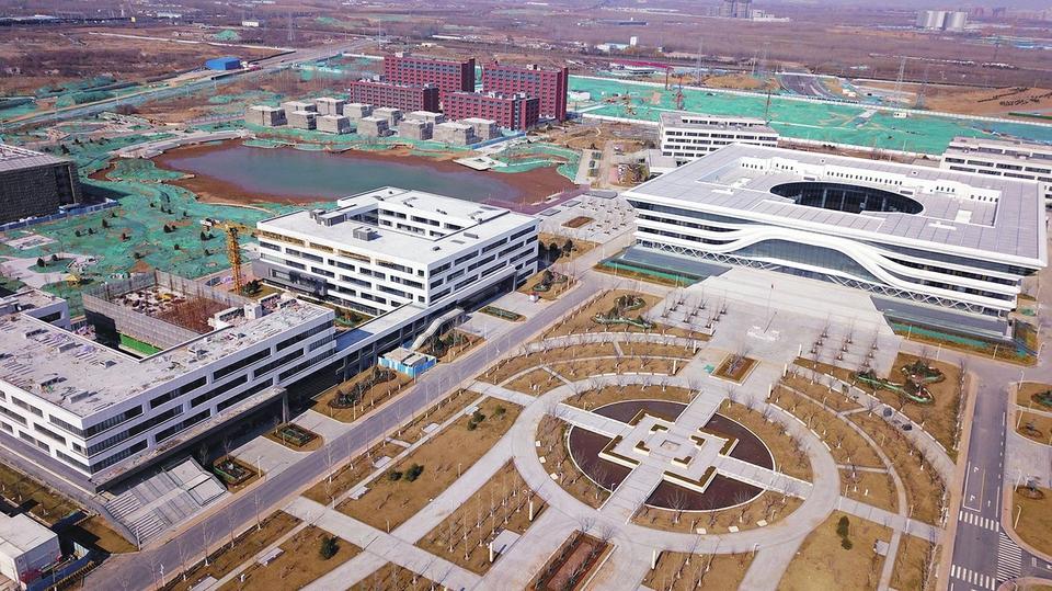 山东第一医科大学二期建设进展顺利