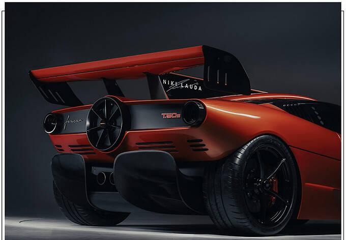 Gordon Murray发布新款跑车 搭V12引擎/重量更轻-图7