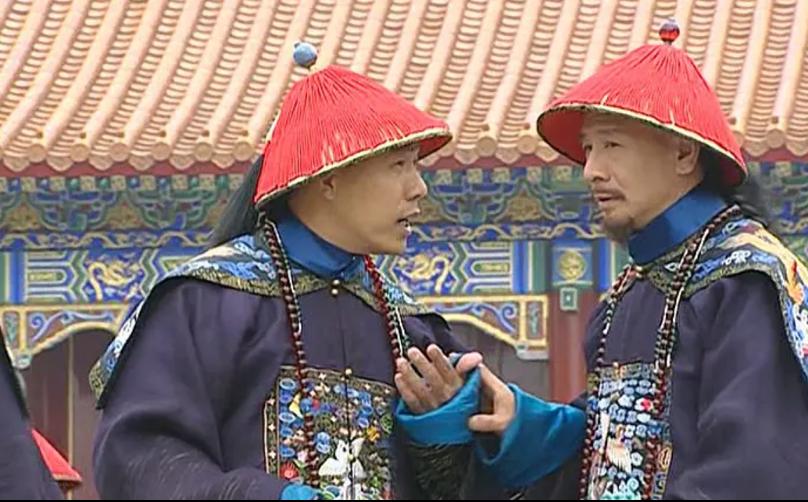 电视剧《康熙微服私访记4 》(2004)剧照。