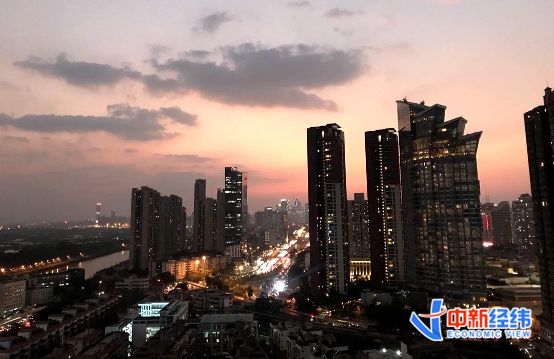 资料图:深圳一处住宅。中新经纬 薛宇飞 摄