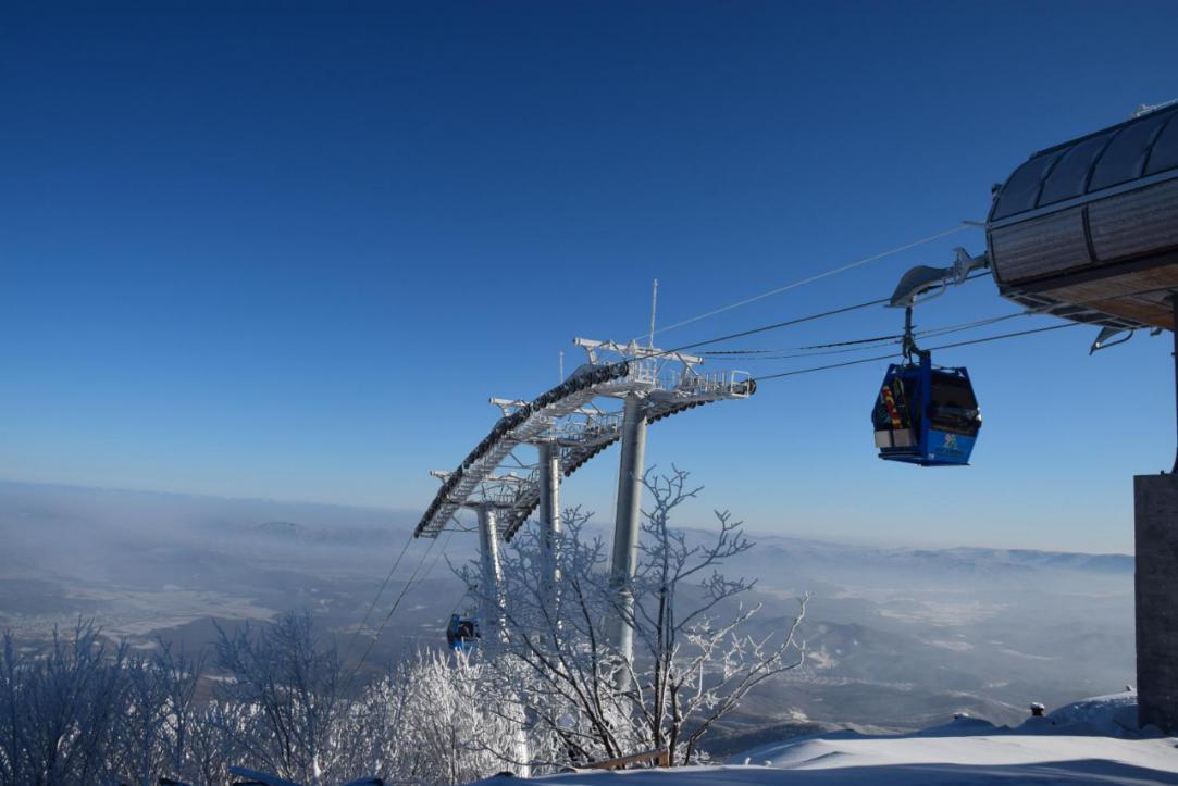 省体育局亚布力滑雪场