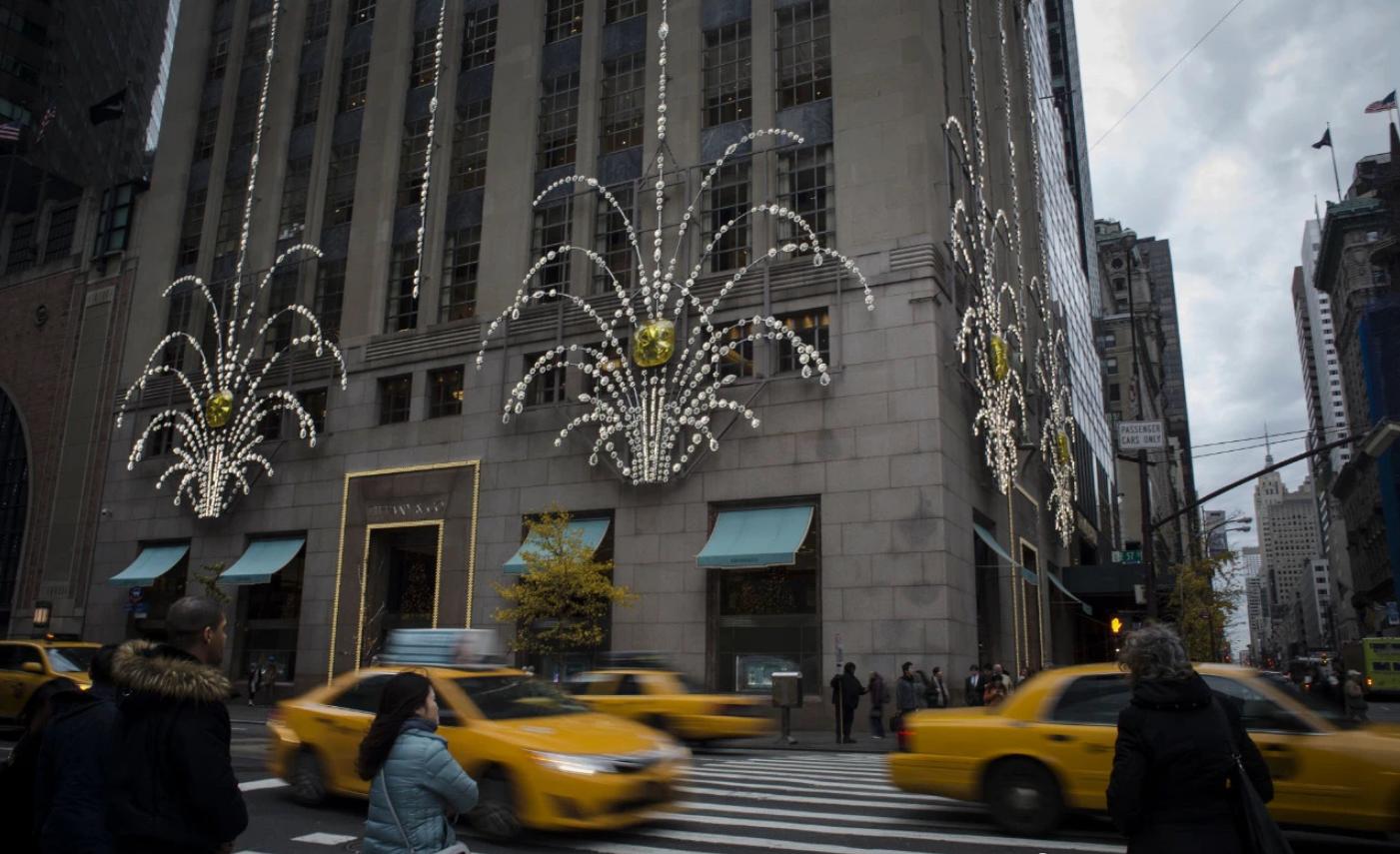 Tiffany&Co.将关闭特朗普大厦旗舰店