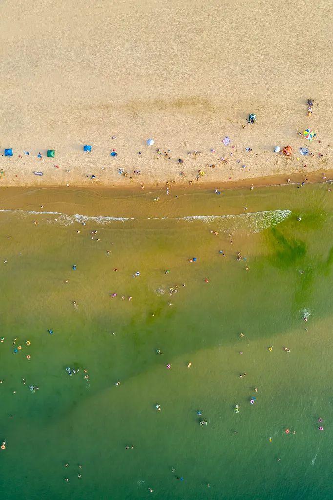 金沙滩海滨公园