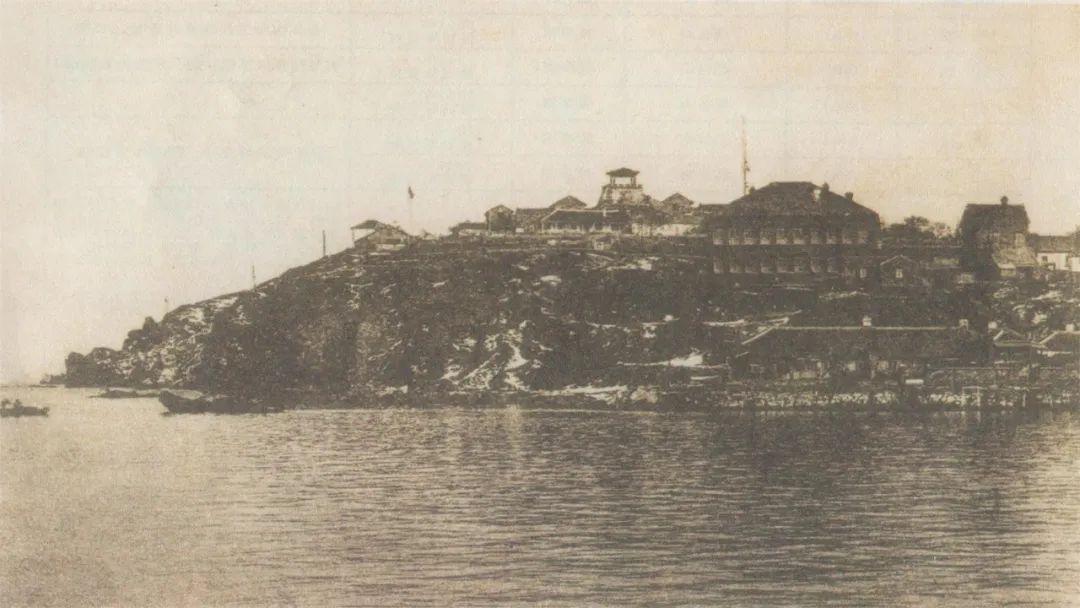 烟台山西坡领事馆