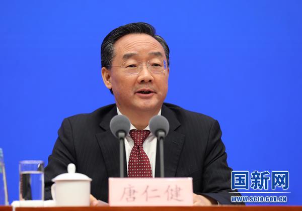 中央农办主任、农业农村部部长唐仁健 来源:国新网