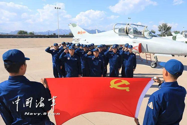 今天中国人民解放军海军航空大学仍设在烟台