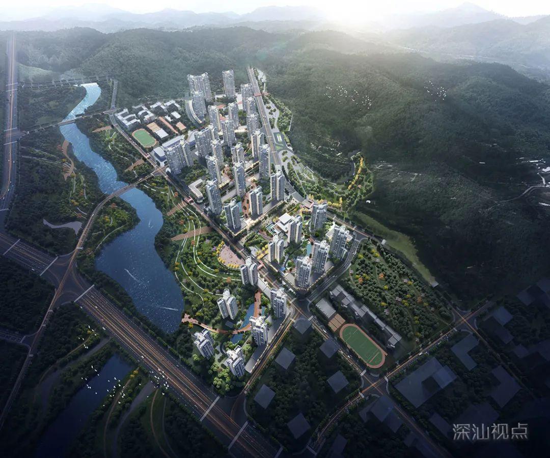 """牛年深圳开工""""牛"""":又超2000亿 深汕合作区4个重大项目在列"""