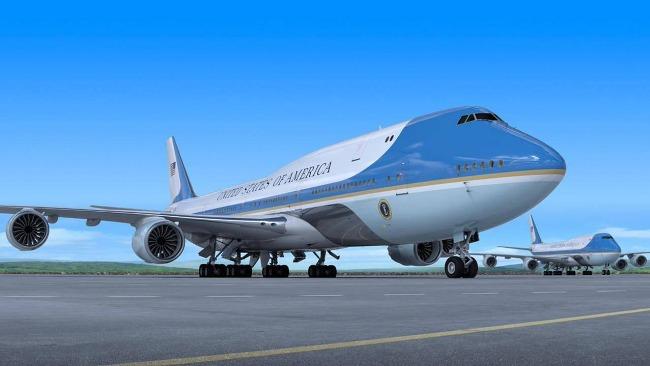 """美媒:特朗普曾提议用""""空军一号""""送金正恩回国"""