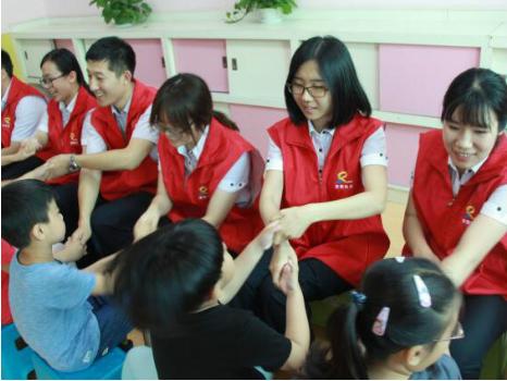 与爱同行 向阳而生丨关爱自闭症儿童爱心募捐图书公益活动等你来参与