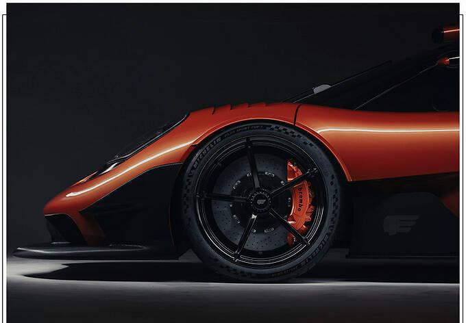 Gordon Murray发布新款跑车 搭V12引擎/重量更轻-图6