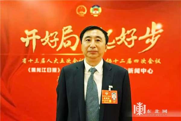 省政协委员李福生