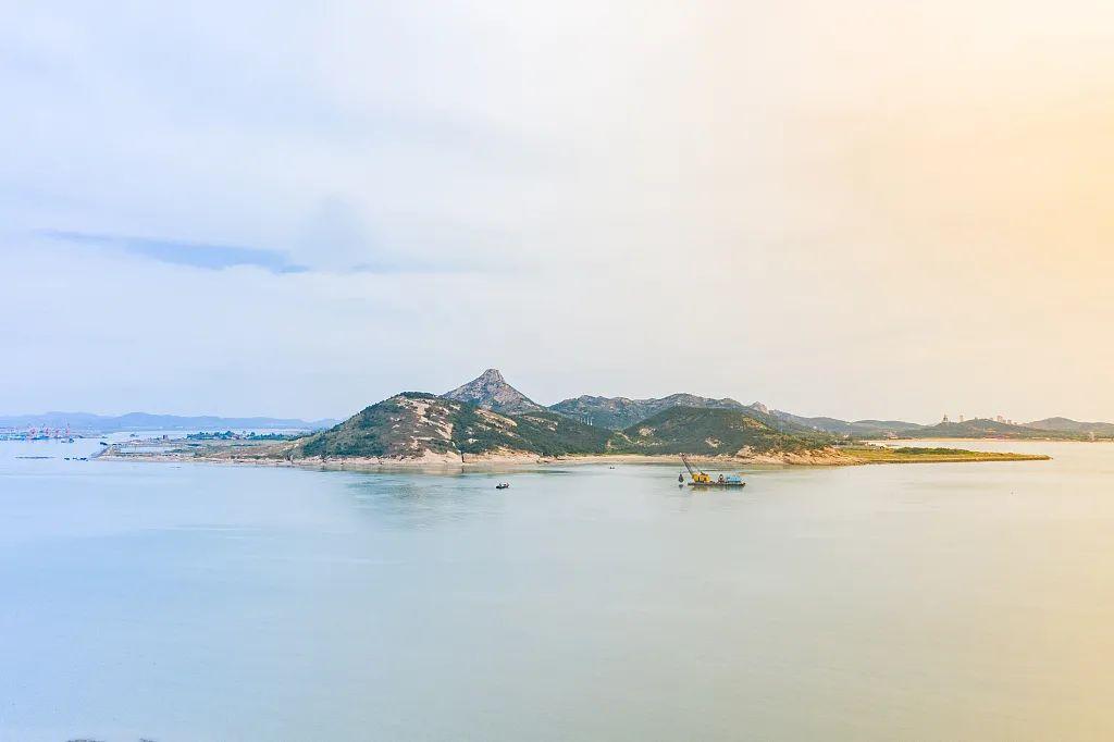 海阳连理岛