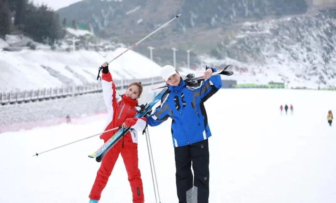 哈尔滨体育学院帽儿山滑雪场