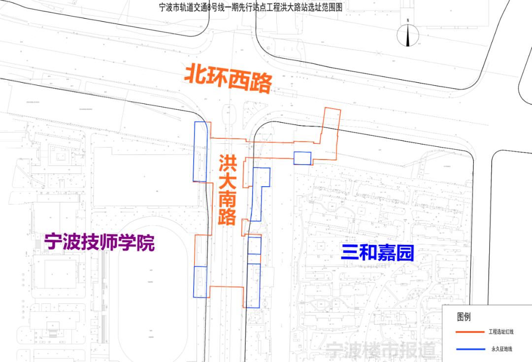 7号线、8号线一期,均为宁波轨道交通第三期建设规划中的线路。