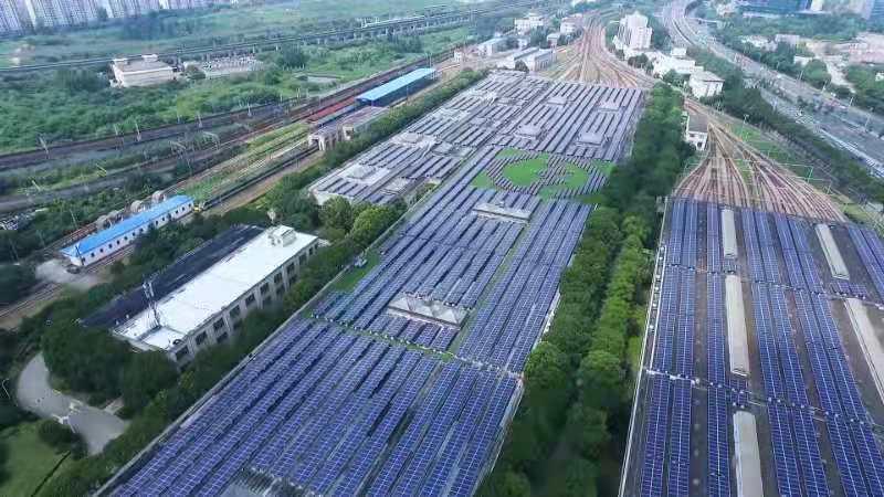 华为光伏发电落地上海地铁 已在大兴机场、雄安站投入使用