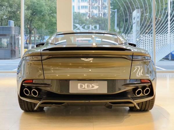 20款阿斯顿马丁DBS 国内首发限量007版