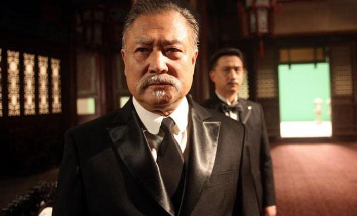 电影《建党伟业》(2011)中的徐世昌。