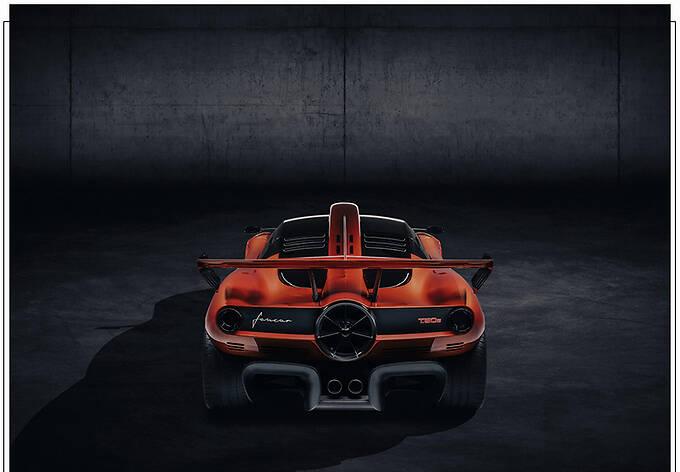 Gordon Murray发布新款跑车 搭V12引擎/重量更轻-图5
