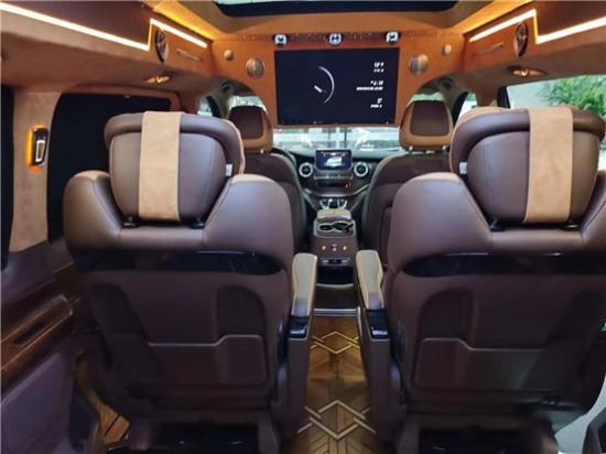奔驰V260L改装高顶报价 全国最低价格