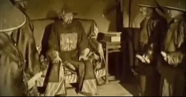 纪录片《近人曾国藩 》(2009)剧照。