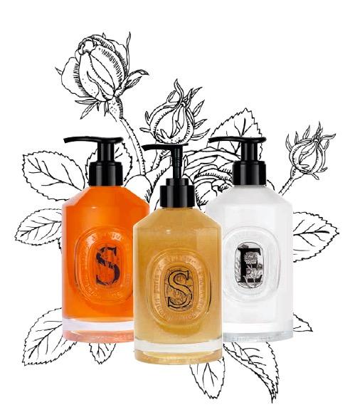 diptyque护肤之艺身体护理系列 邀你体验香氛护肤新品