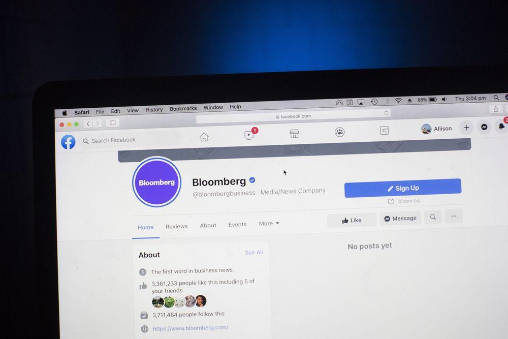 Facebook此前在澳大利亚禁止新闻分享