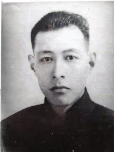 柳直荀烈士遗像(1928年摄于天津)