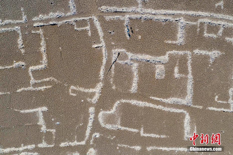 2月21日,浙江省宁波市海曙区章水镇皎口水库大皎村遗址。 本文图均为 中新网 图