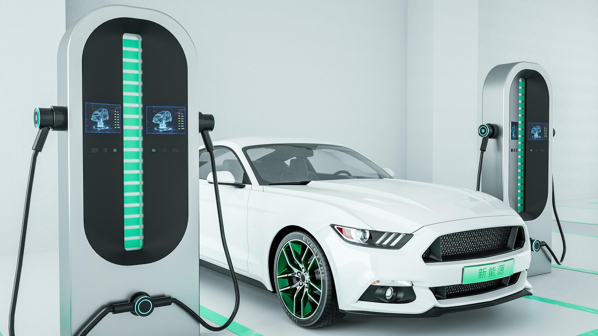 """莱西探索创新新能源汽车""""绿色公务""""出行新模式"""