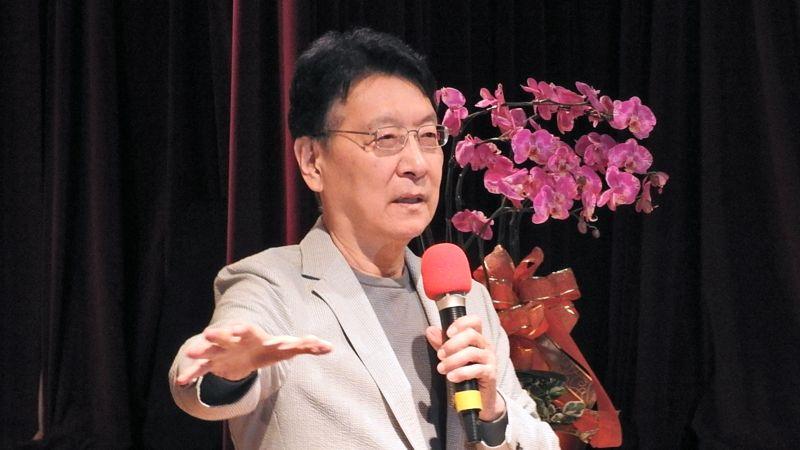 """江启臣称""""大陆是台湾面临的主要威胁"""",赵少康批:论点不精准"""
