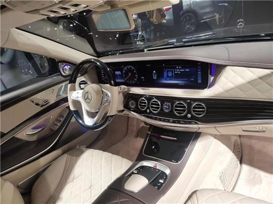 20款奔驰迈巴赫S680普尔曼现车价格多少钱