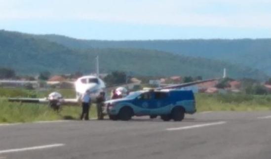 巴西一运送中国新冠疫苗飞机失事 降落时撞上野驴