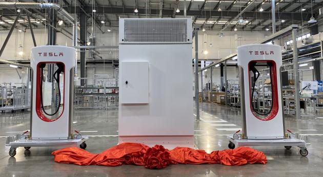 特斯拉:中国超级充电桩已超6000个 超级