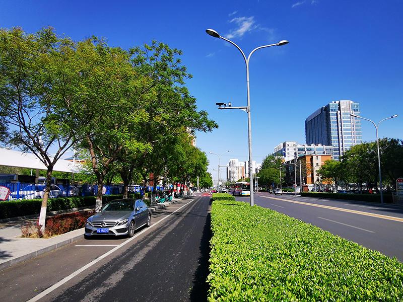 """""""天眼""""破解停车难 人工智能赋能城市治理"""