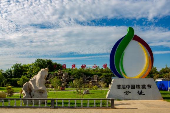 中国绿岭核桃小镇