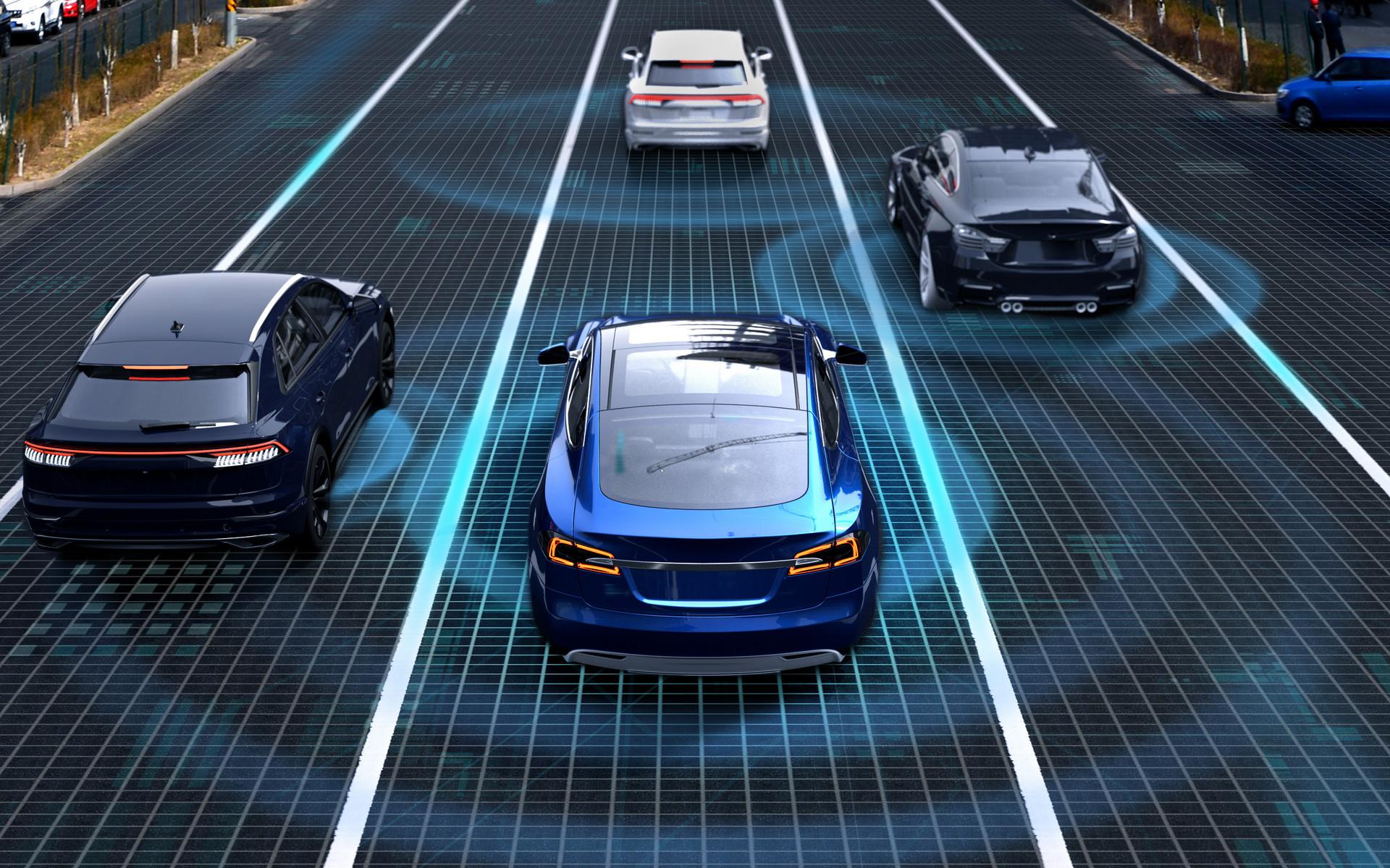 腾讯陆续公开多项专利,互联网三巨头发力自动驾驶